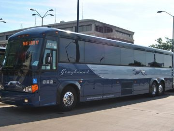 New York bus rental